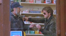 Aidan Quinn Stakeout on Weeds Movie 1987