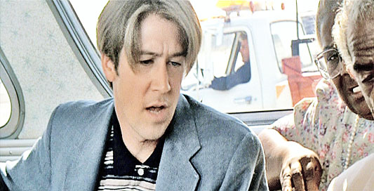alan ruck matrix