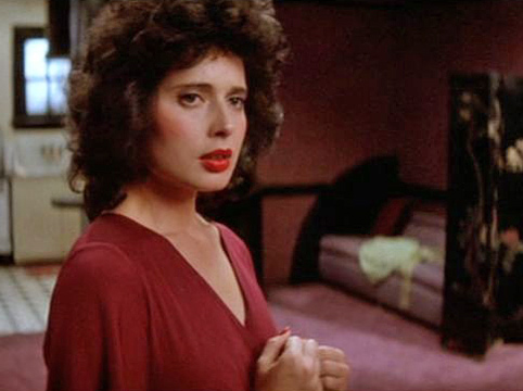 Image result for ISABELLA ROSSELLINI IN BLUE VELVET