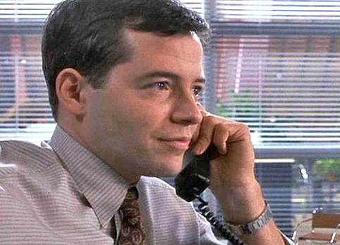 Matthew Broderick. Matthew Broderick in THE CABLE