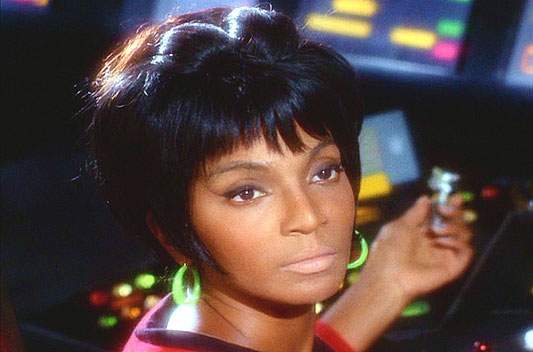 Nichelle Nichols - Photo Set