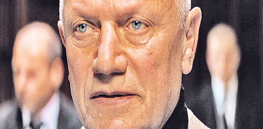 steven berkoff the trial
